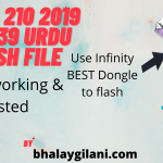 Nokia 210 2019 TA-1139 Urdu flash file