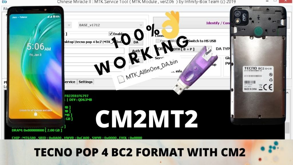 TECNO POP 4 BC2 FORMAT WITH CM2
